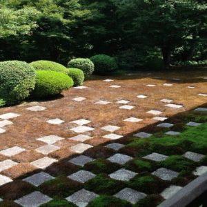 arredare un giardino rettangolare