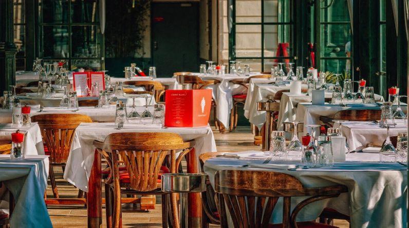 ristorante vintage